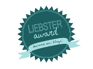 Liebster Award Ohmydish
