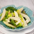 Gorgonzola pear salad 120x120 - Caramelized pears
