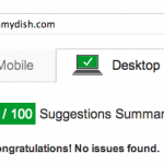 Ohmydish pagespeed insights 100.100 150x150 - Ohmydish has been optimized!