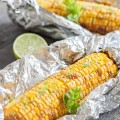 corn on the cob 120x120 - Salmon baked in foil