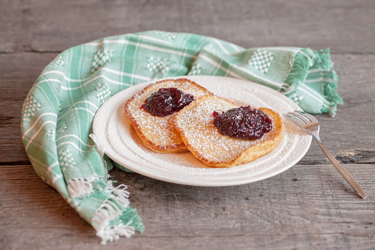 pikelets - Pikelets