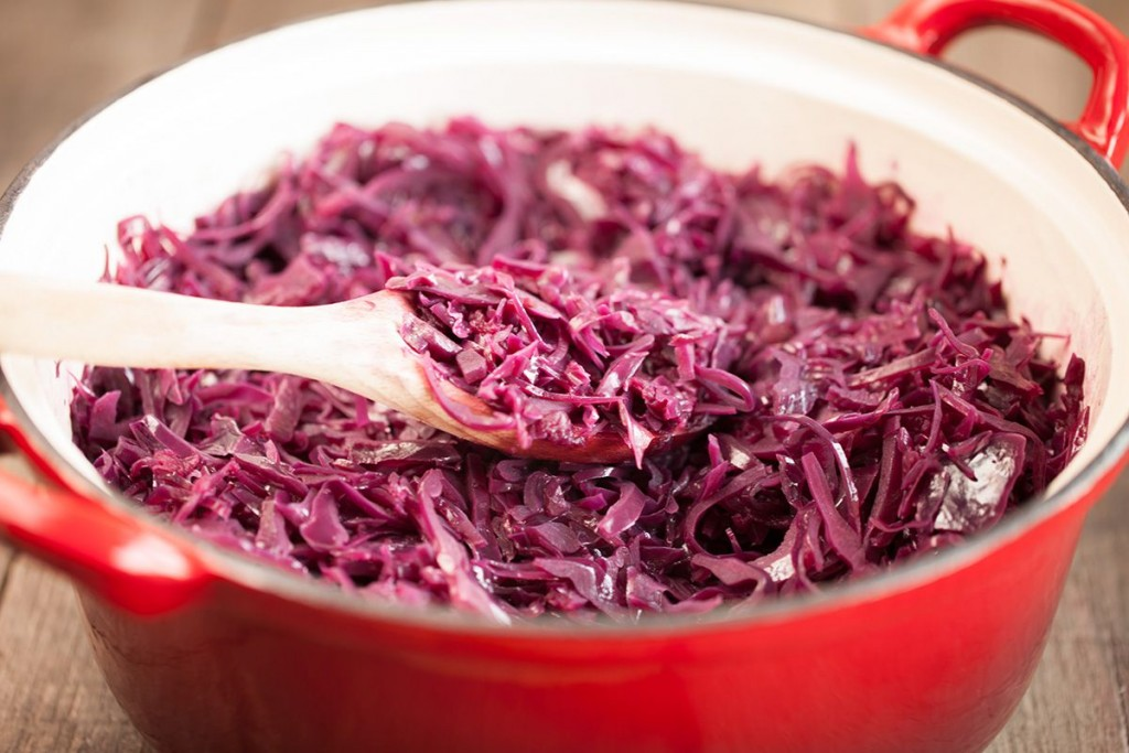 braised red cabbage recipe - photo #8