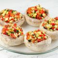Vegetarian stuffed mushrooms 1 120x120 - Vegetarian mushroom Bourguignon
