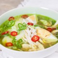 Chicken noodle soup 120x120 - Traditional Romanian chicken noodle soup