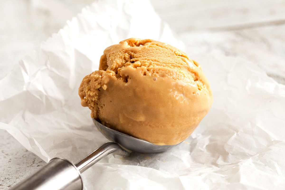 caramel ice cream coconut caramel ice cream ice cream with caramel ...