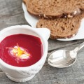 Red beet soup 120x120 - Golden beet soup