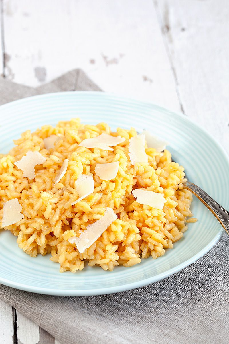 Risotto Milanese 2 - Risotto Milanese
