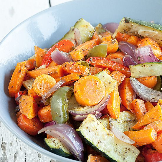 Beautiful roasted vegetables square - Beautiful roasted vegetables