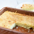 Classic potato gratin 120x120 - Potato and cauliflower gratin