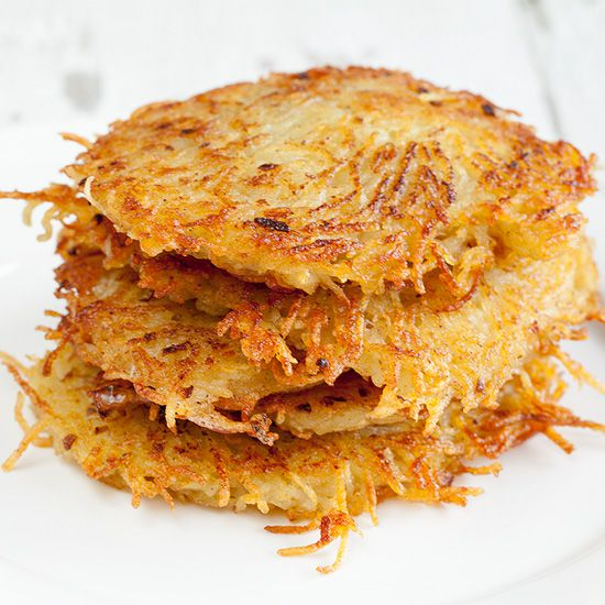 Hash browns square - Hash browns