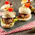 Burger sliders