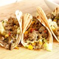 Ground beef tacos 120x120 - Chili con carne