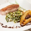 Pan fried duck breast with creamed cabbage 120x120 - Duck tortillas