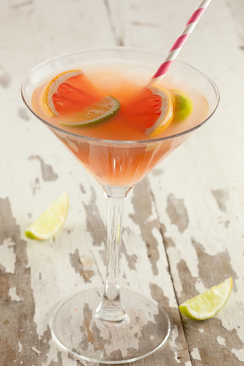 Spicy grapefruit cocktail 2 - Spicy grapefruit cocktail