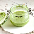 Green tahini salad dressing 120x120 - Celery root salad