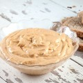 Hummus 120x120 - Crispy chicken and hummus pita