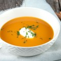 Sweet potato soup 120x120 - Celery and potato soup