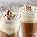 Vanilla ice cream hot coffee 120x120 - Classic vanilla milkshake