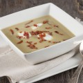 Brussels sprouts soup 120x120 - Creamy spinach soup