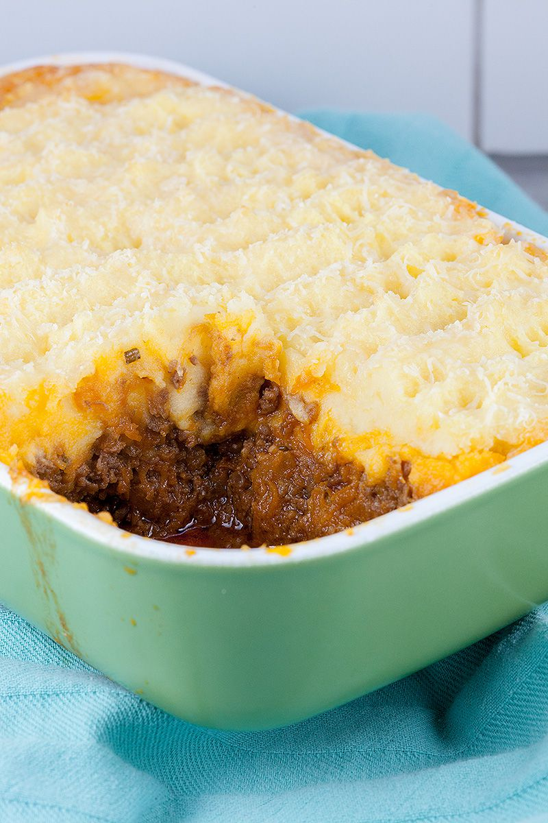 Shepherds pie 2 - Gordon Ramsay's Shepherd's pie