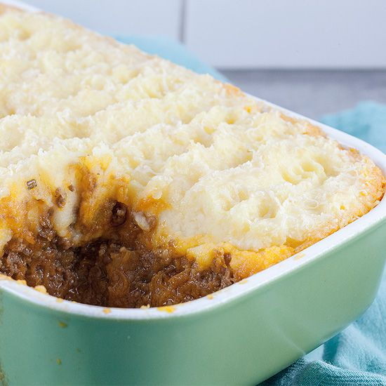 Gordon Ramsay's Shepherd's pie