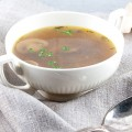 Wild mushroom soup 120x120 - Red beet soup