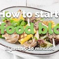 How to start a foodblog 120x120 - Beat your winter blues with these easy food tips