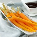 Steamed carrots 120x120 - Steamed Parisienne carrots