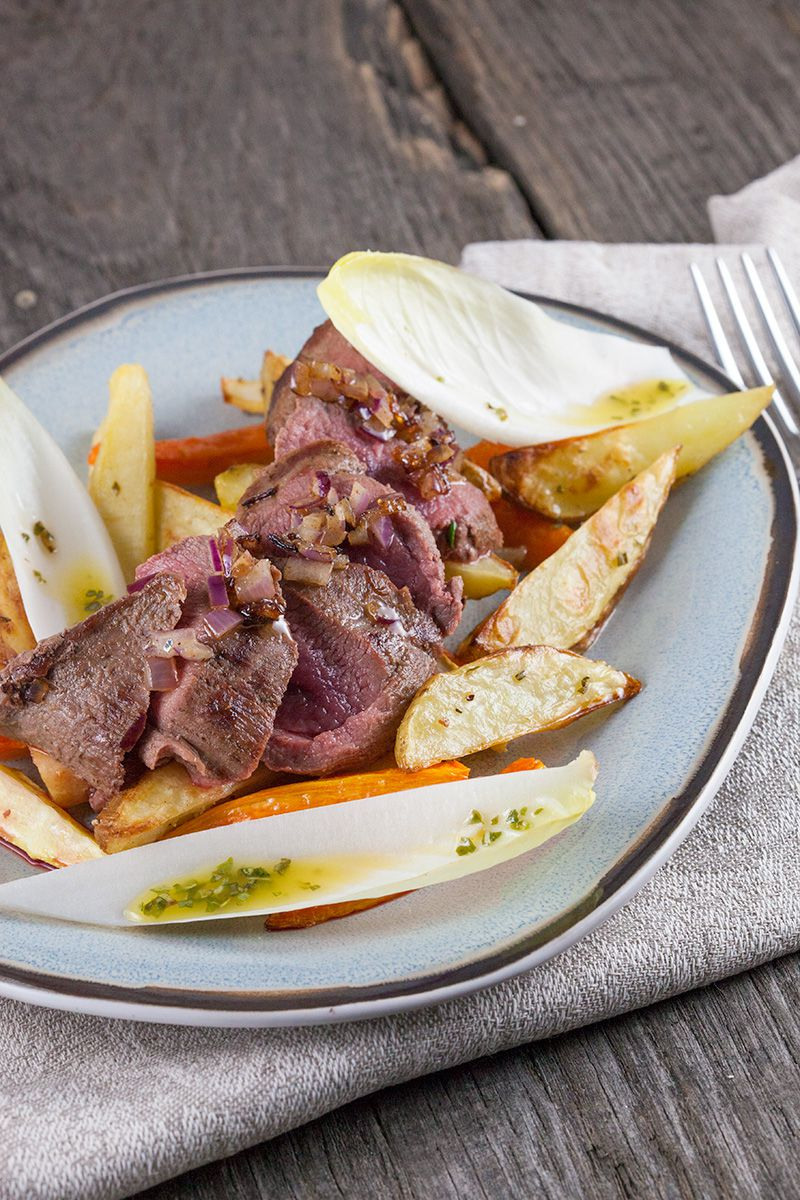 Kangaroo steak 2 - Kangaroo steak