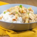 Massaman curry 120x120 - Mushroom curry with rice