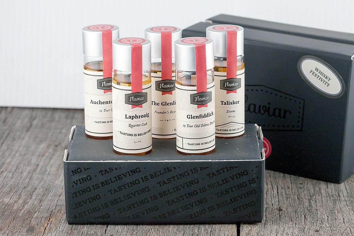 Flaviar whisky subscription box review