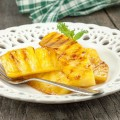 Grilled pineapple 120x120 - Oven roasted pineapple