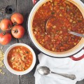 Minestrone soup 120x120 - Easy chicken soup