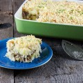 Sauerkraut mashed potatoes casserole 120x120 - Summer sauerkraut with wild peaches