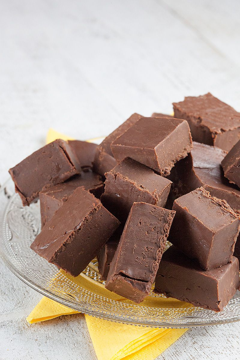 Chocolate fudge 2 - Chocolate fudge