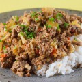 Mexican beef casserole 120x120 - Kidney beans and corn casserole