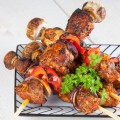 BBQ chicken shashlik 120x120 - Chicken shoarma (shawarma)