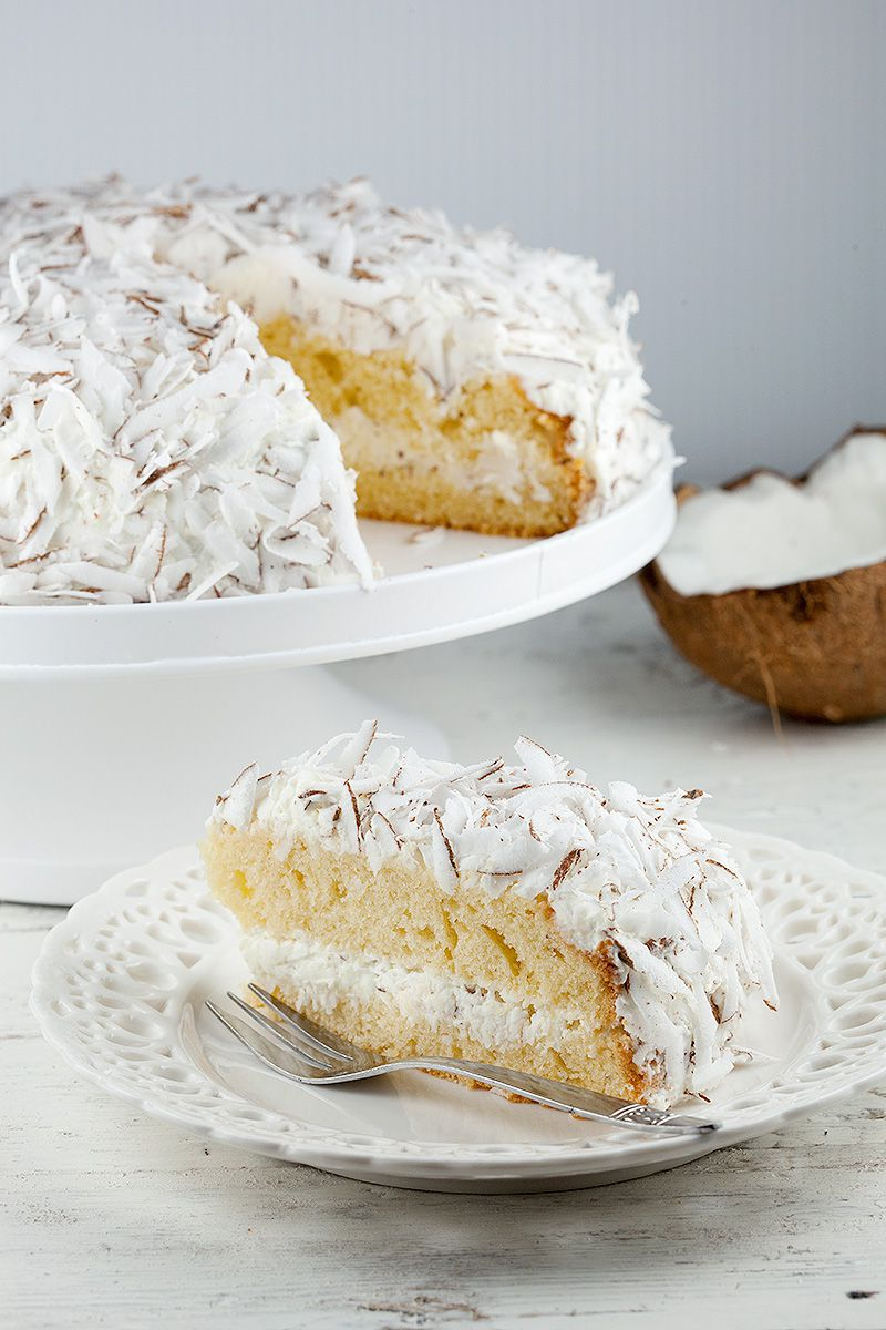 Coconut pie 2 - Coconut pie
