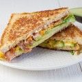 Grilled avocado sandwich 120x120 - Mozzarella grilled beef sandwich