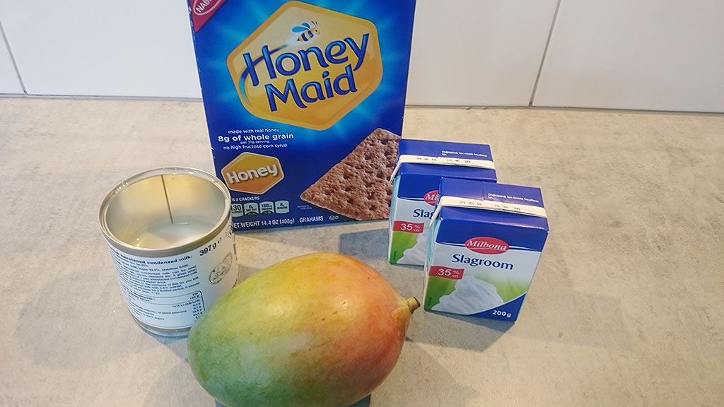 Mango royale icebox cake ingredients