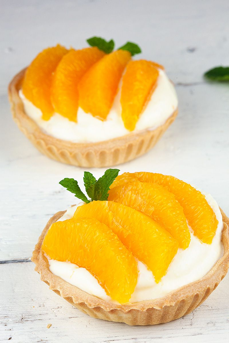 Mini orange pies 2 - Mini orange pies