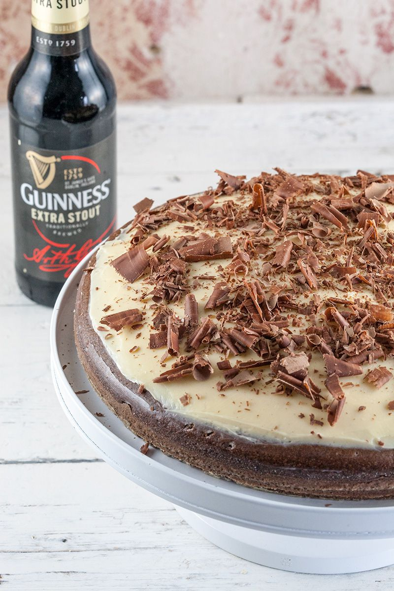 Guiness and chocolate pie 2 - Guinness and chocolate pie