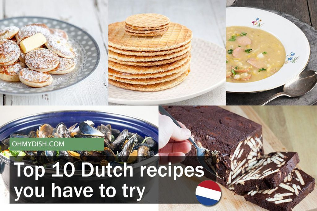 Top 10 Dutch recipes you have to try
