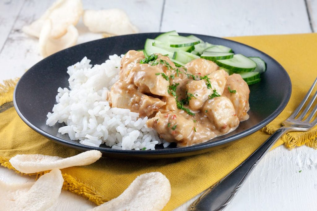Easy spicy chicken