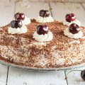 Black forest cake 120x120 - Coconut pie