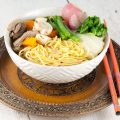 Beef noodle soup 120x120 - Beef and egg noodle soup