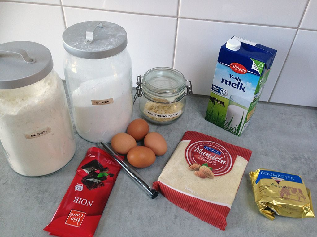 Bokkenpootjes ingredients