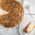 Dulce de leche and vanilla cake 120x120 - Dutch-Indonesian thousand layer cake a.k.a. spekkoek