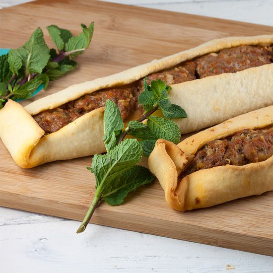 Turkish pide square - Turkish pide