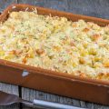 Celery root and rosemary casserole 120x120 - Oxheart cabbage, ground beef and celery root casserole